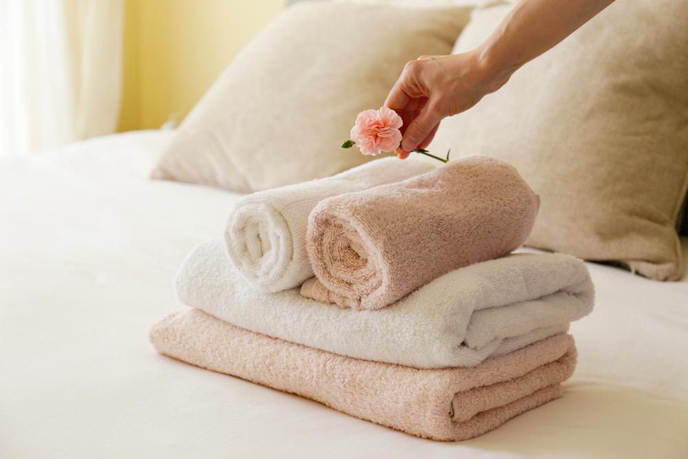 badlaken borduren